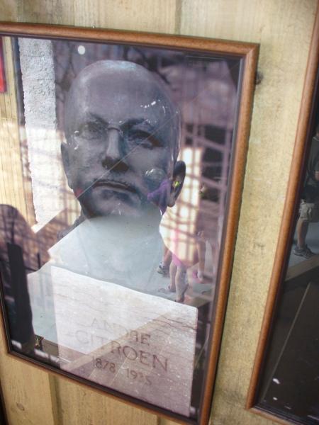 André Citroen  v soukromé sbírce p.Pánka