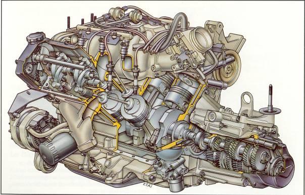Citroen XMv6